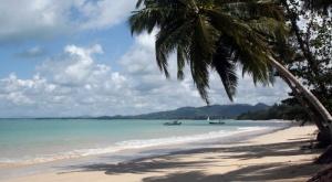Bang Niang Beach ranta Khao Lak Thaimaa