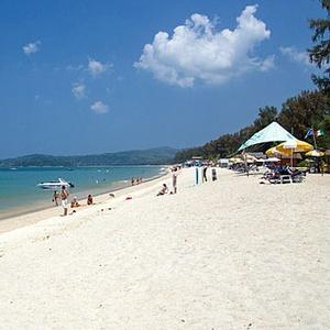 Bang Tao Beach Laguna Phuket Thaimaa