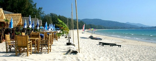 Bang Tao Beach Thaimaa