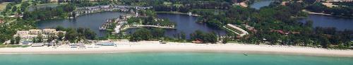Bangtao Beach Laguna Phuket Thaimaa