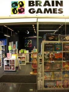 Brain Games lautapelikauppa Viro