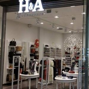 H&A Accessories myymälä Ülemiste Keskus Tallinna