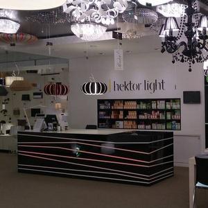 Hektor-Light valaisinliike Tallinna