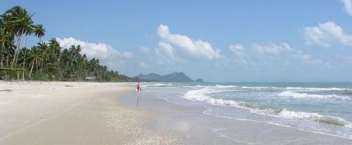 Khanomin ranta Thaimaa