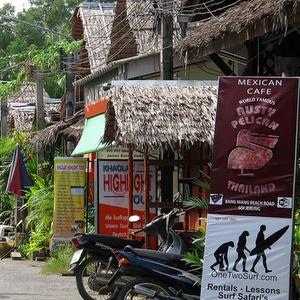 Khao Lak Bang Niang Thaimaa