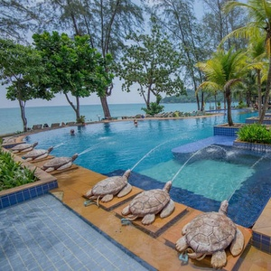 Khao Lak Emerald Resort Thaimaa