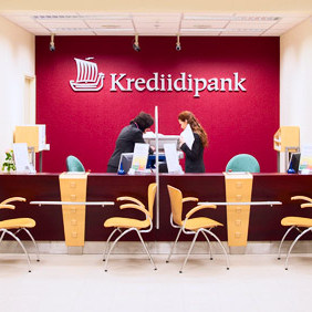 Krediidipank Magistral Tallinna
