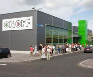 ONOFF Tähesaju City elektroniikkakauppa Tallinna