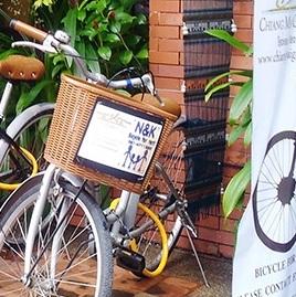 Polkupyörävuokraus Chiang Mai Thaimaa