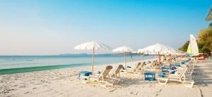 Sai Kaew Beach Koh Samet Thaimaa