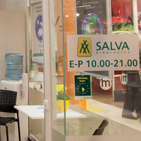 Salva Kindlustus Magistral Tallinna