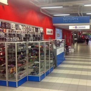 TelMarx myymälä Järve Keskus Tallinna