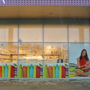Uneäri myymälä Mustika keskus Tallinna