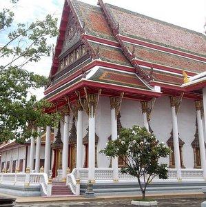 Wat Bupparam Chiang Mai Thaimaa