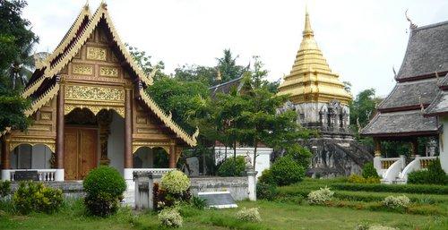Wat Chiang Man Chiang Mai Thaimaa