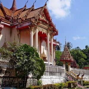 Wat Suwan Khiri Wong Patong Beach Thaimaa