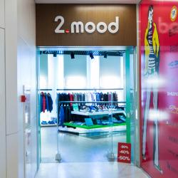 2.Mood vaatekauppa Rotermann Tallinna