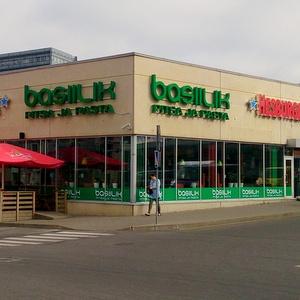 Basiliik Pitsa ja Pasta ravintola Sikupilli Keskus Tallinna