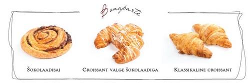 Bonaparte ranskalainen deli tuotteet Tallinna