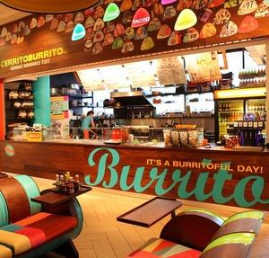 Cerrito Burrito meksikolainen ravintola Solaris Keskus Tallinna