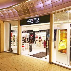 Dolce Vita hajuvesikauppa Solaris Keskus Tallinna