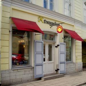 Mündipood rahaliike Vana-Viru Tallinna