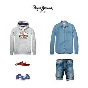 Pepe Jeans London vaatteet
