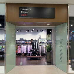 Premium Fashion Outlet vaatekauppa Rotermann Tallinna