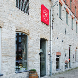 Rein Kasela viinikauppa Rotermann Tallinna