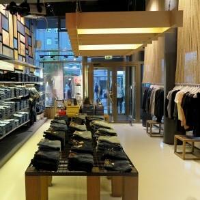 Replay vaatekauppa Foorum Keskus Tallinna