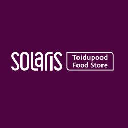 Solaris Toidupood ruokakauppa Tallinna