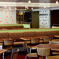 Tallink Superstar Shuttle Buffet ravintola