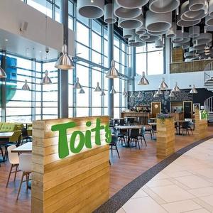 Toit's ravintola Ülemiste Keskus Tallinna