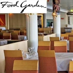 Viking XPRS Food Garden ravintola