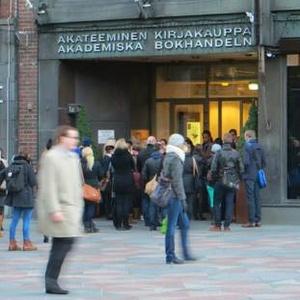 Akateeminen Kirjakauppa Keskuskatu Helsinki