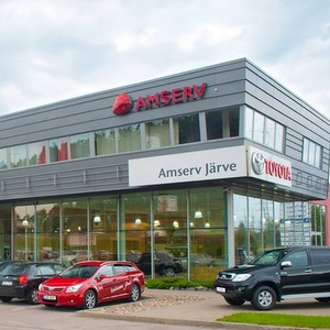 Amserv autokauppa Tallinna