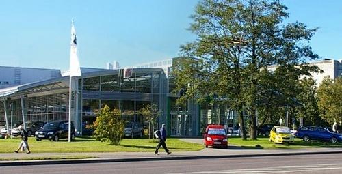 Auto 100 Skoda autokauppa Tallinna