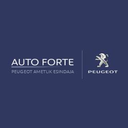Auto Forte Peugeot autokauppa Tallinna