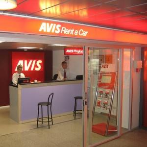 Avis autovuokraamo Tallinnan lentokenttä