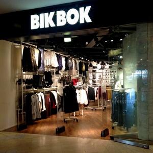 Bik Bok vaatekauppa Kauppakeskus Kamppi Helsinki