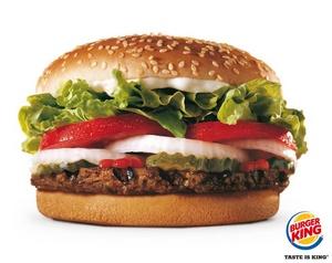 Burger King hampurilainen Helsinki