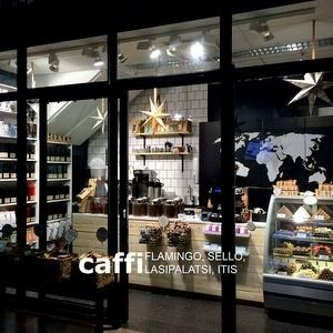 Caffi kahvil- ja suklaakauppa Kauppakeskus Itis Helsinki