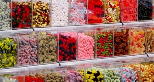 CandyTown karkit Helsinki