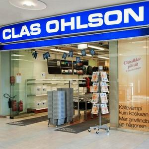 Clas Ohlson myymälä Kauppakeskus Kamppi Helsinki