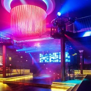 Club Hollywood yökerho Tallinnassa