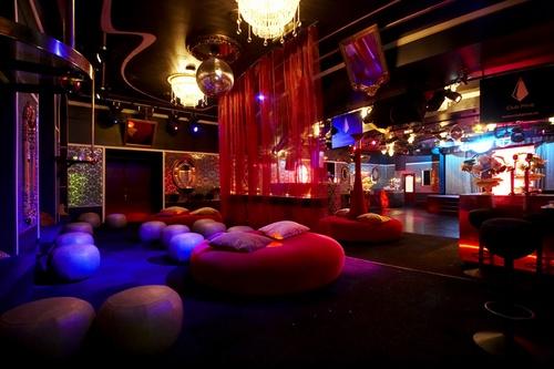 Club Privé yökerho lounge Tallinna