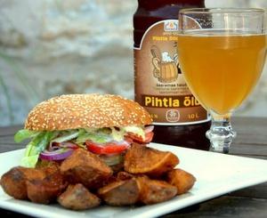 Dereku Burger hampurilaisravintola ateria Tallinna