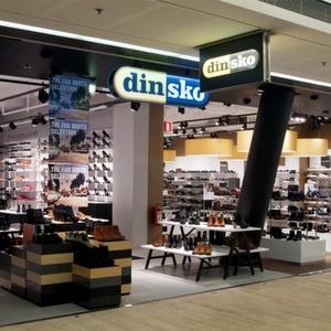DinSko myymälä Kauppakeskus Kamppi Helsinki