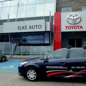 Elke Auto Toyota autokauppa Tallinna