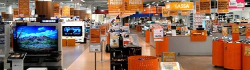 Expert myymälä Lanterna Helsinki